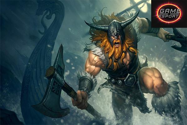 เทคนิคการออกของแชมเปี้ยน Olaf ใน League of Legends รวมไปถึงการจัดหน้ารูน Esport แข่งDota2 แข่งPubg แข่งROV เกมออนไลน์ LOL เทคนิคออกของOlaf